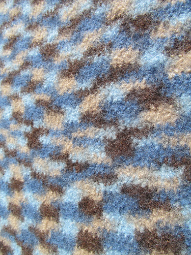 Variegated Wool Yarn After Felting Make A Felted Area Rug Explore Crochet With